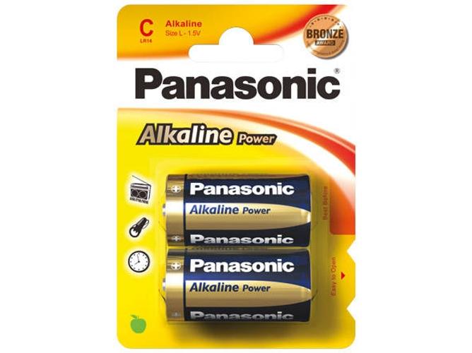 PANASONIC ALK LR14 C 12BLX2UDS