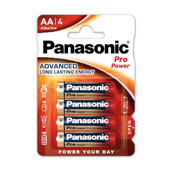 PANASONIC ALK LR6 AA 12BLX4UDS