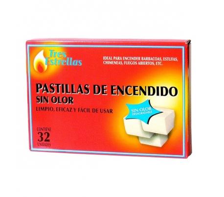 PASTILLA ENCEND. 3ESTRELLAS
