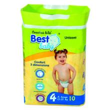 PANAL BEST BABY STANDARD 15-25KG 25 UDS