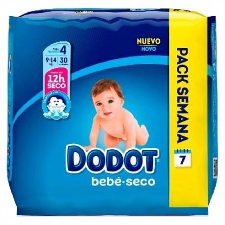 DODOT ETAPAS T4 8-14KG 30U
