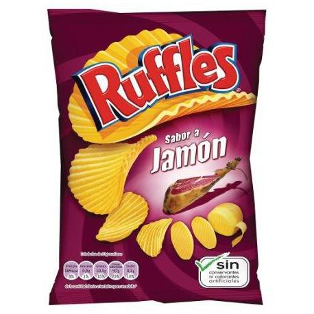 RUFFLES JAMON 170GR