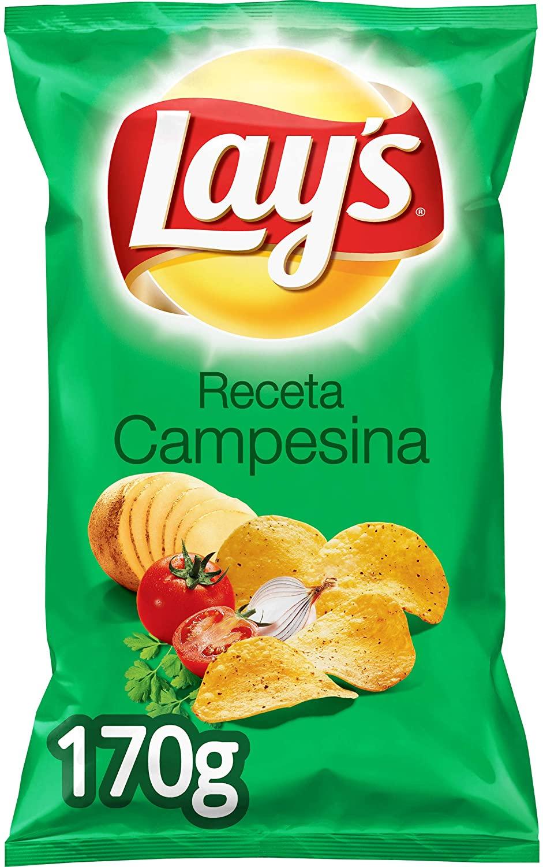 LAYS CAMPESINAS 170GR