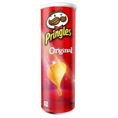 PRINGLES ORIGINAL 165GR
