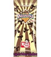 PALOMITAS CHOCO 120GR RISI