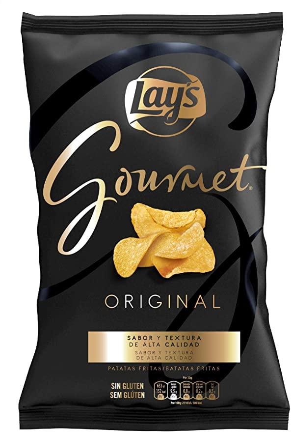 LAYS GOURMET 180GR