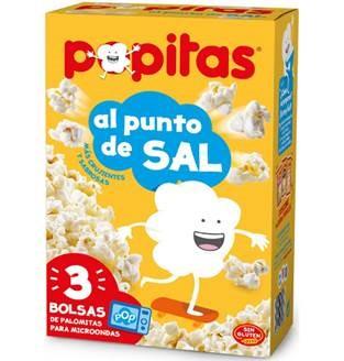 PALOMITAS POPITAS 100 GRS PACK 3