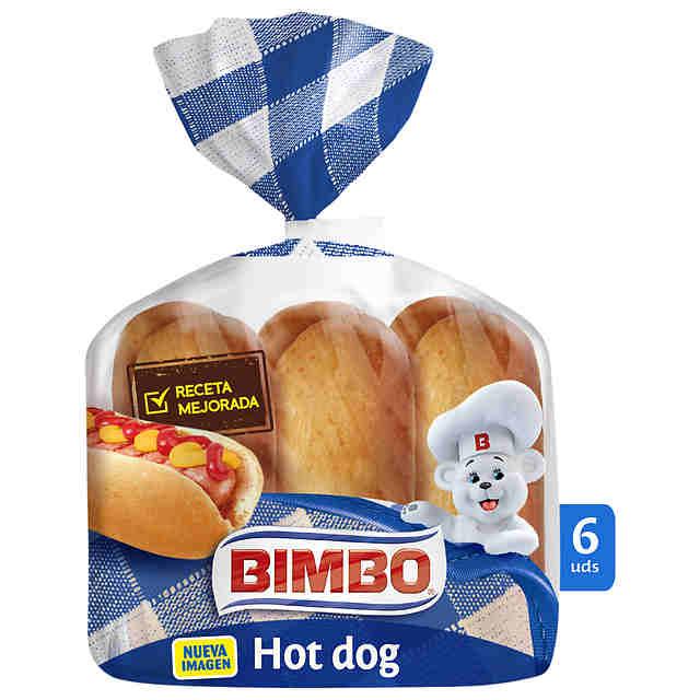 HOT DOG 330GR BIMBO