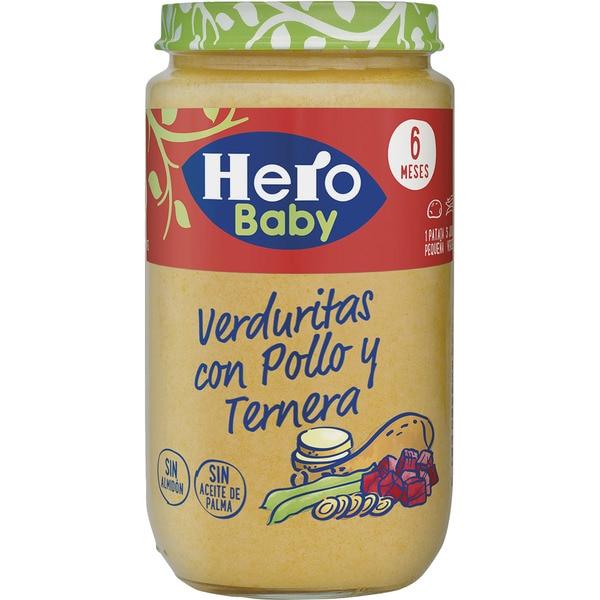 POTITO POLL/TERN 235GR HERO BABY
