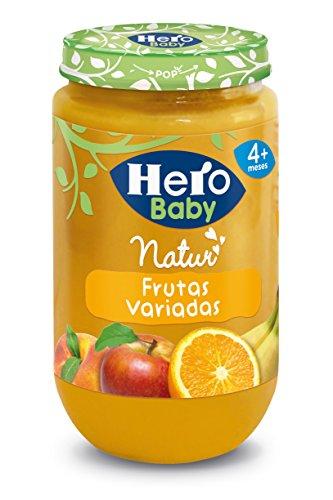 Potito Frutas 235gr Hero Baby