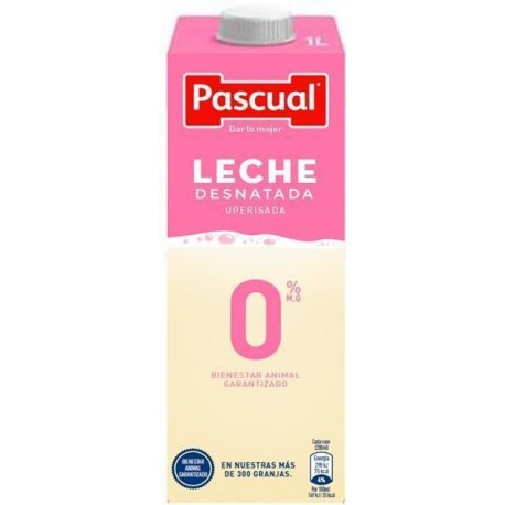 LECHE DESNAT 1L PASCUAL
