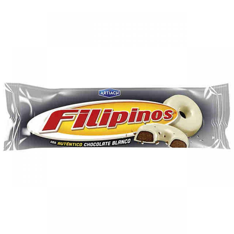FILIPINOS CH.BLANCO 75GR ARTIACH