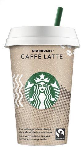 CAFFE LATTE 22CL STARBUCKS