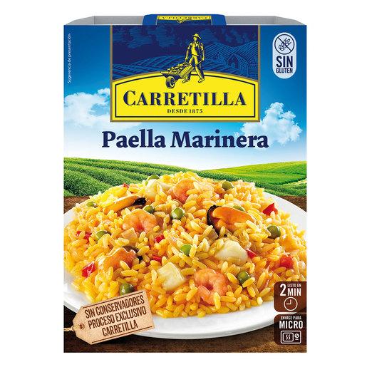 Paella Marinera 250gr Carretilla