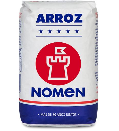 ARROZ 1KG NOMEN
