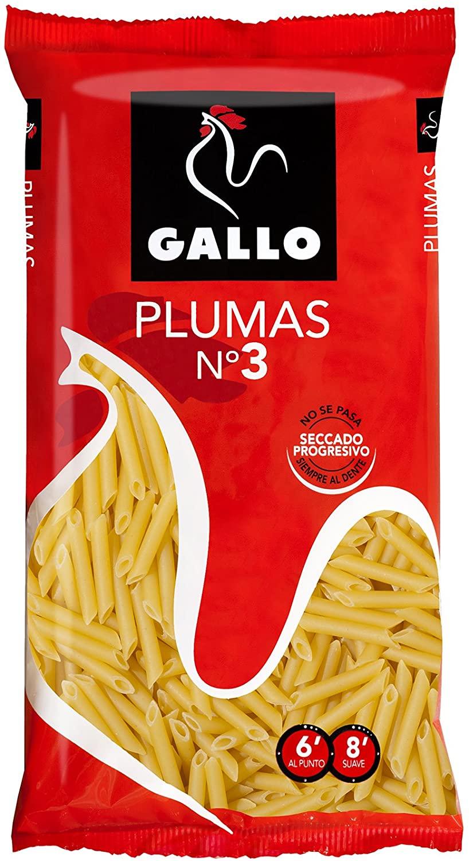 MACARRONES 500GR GALLO