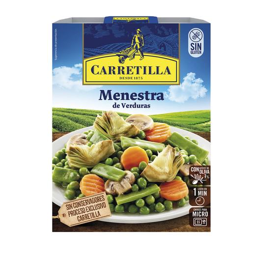 MENESTRA VERDURAS 240GR CARRETILLA