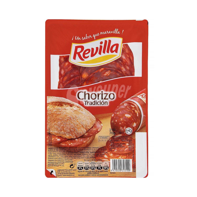 Chorizo Trad. Revilla 70gr Campofrio 1e