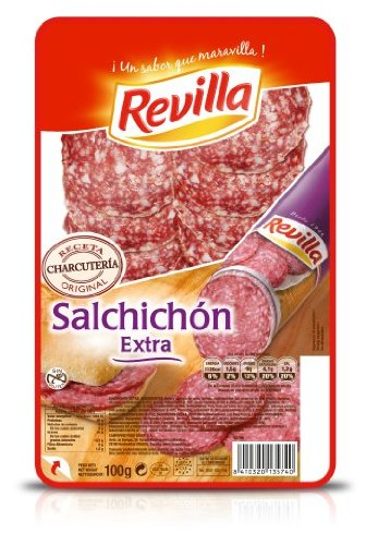 SALCHICHON REVILLA 70GR CAMPOFRIO 1E