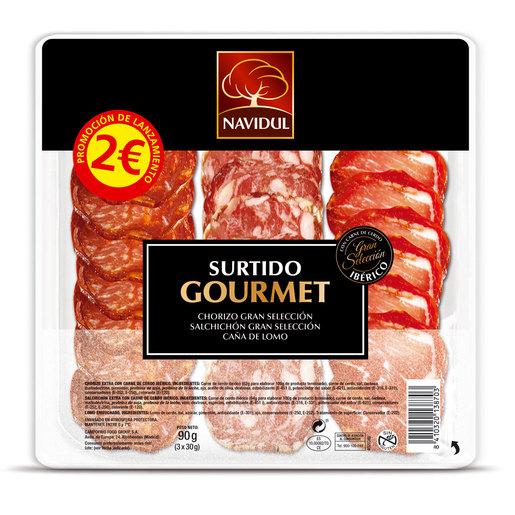 Surtido Gourmet 90gr Navidul