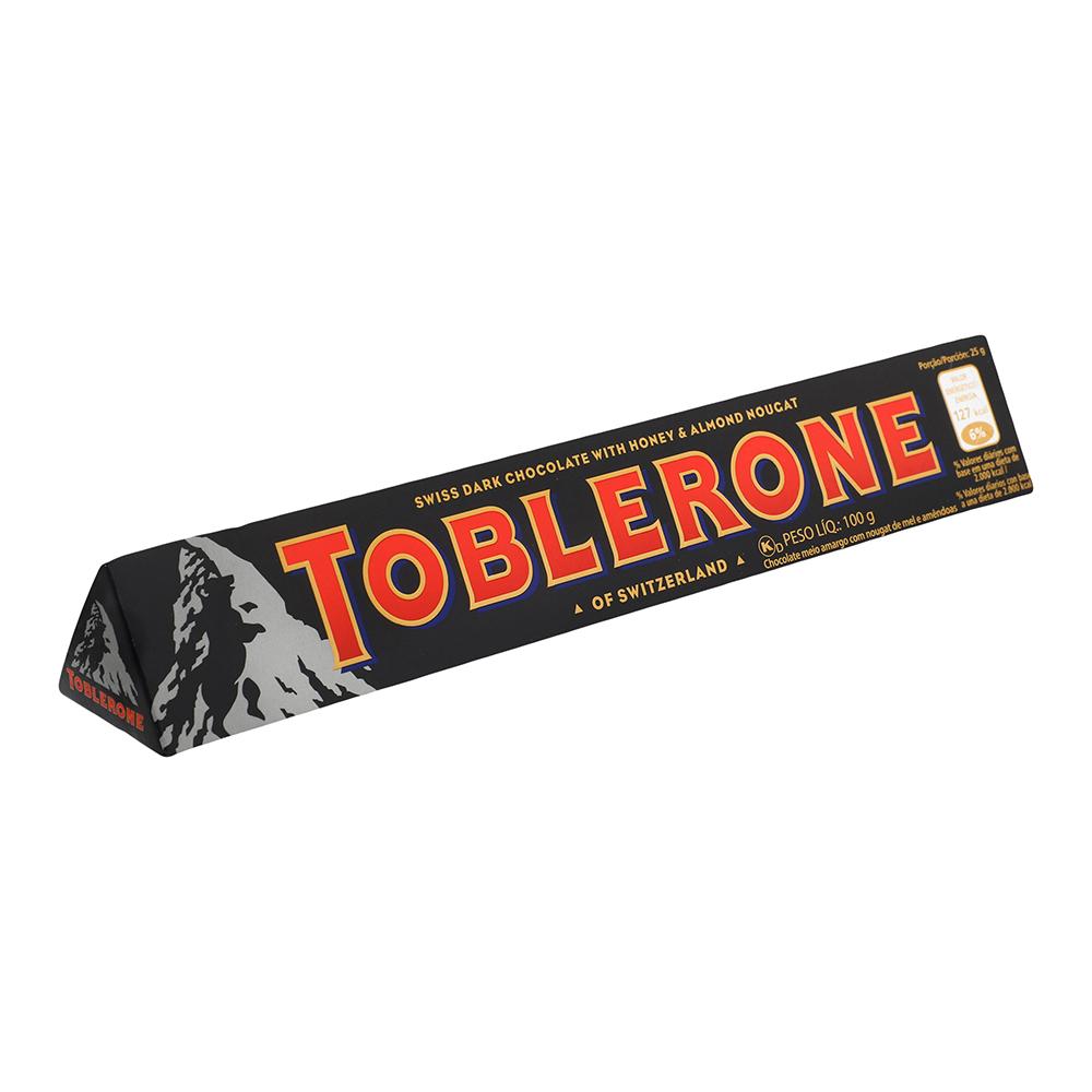 TOBLERONE NEGRO 100GR