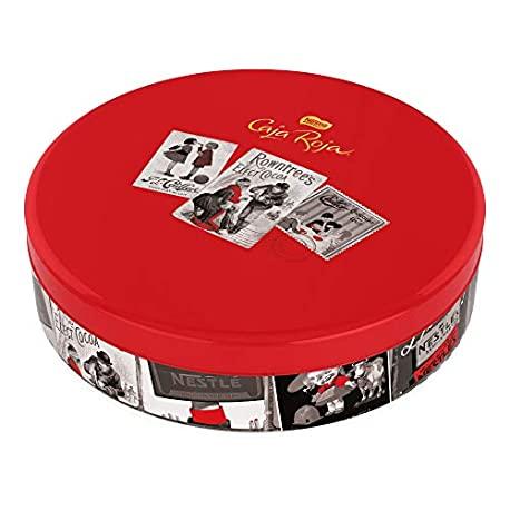 Caja Roja Bombonera 250gr Nestle