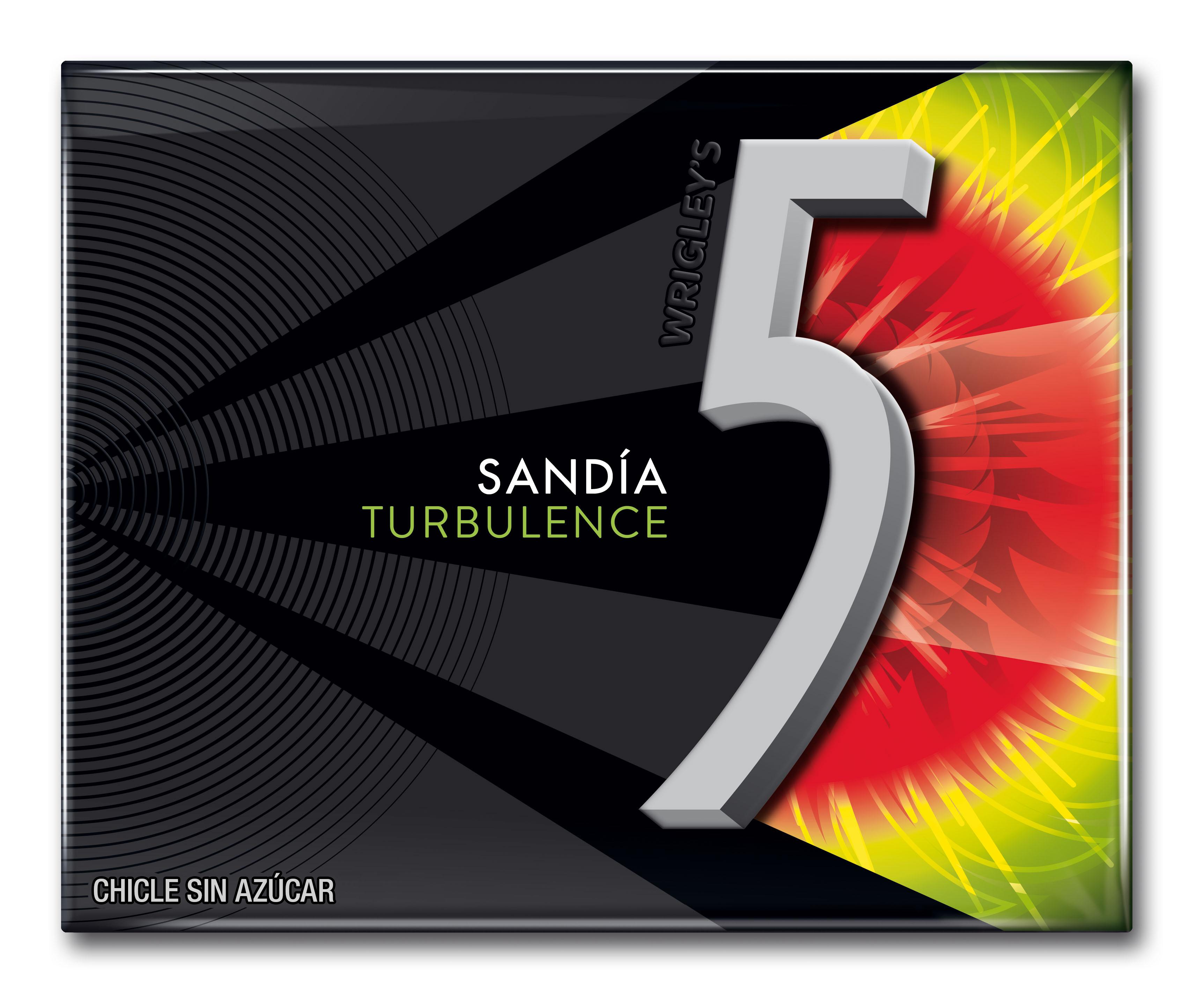 FIVE TURBULENCE SANDIA 29GR