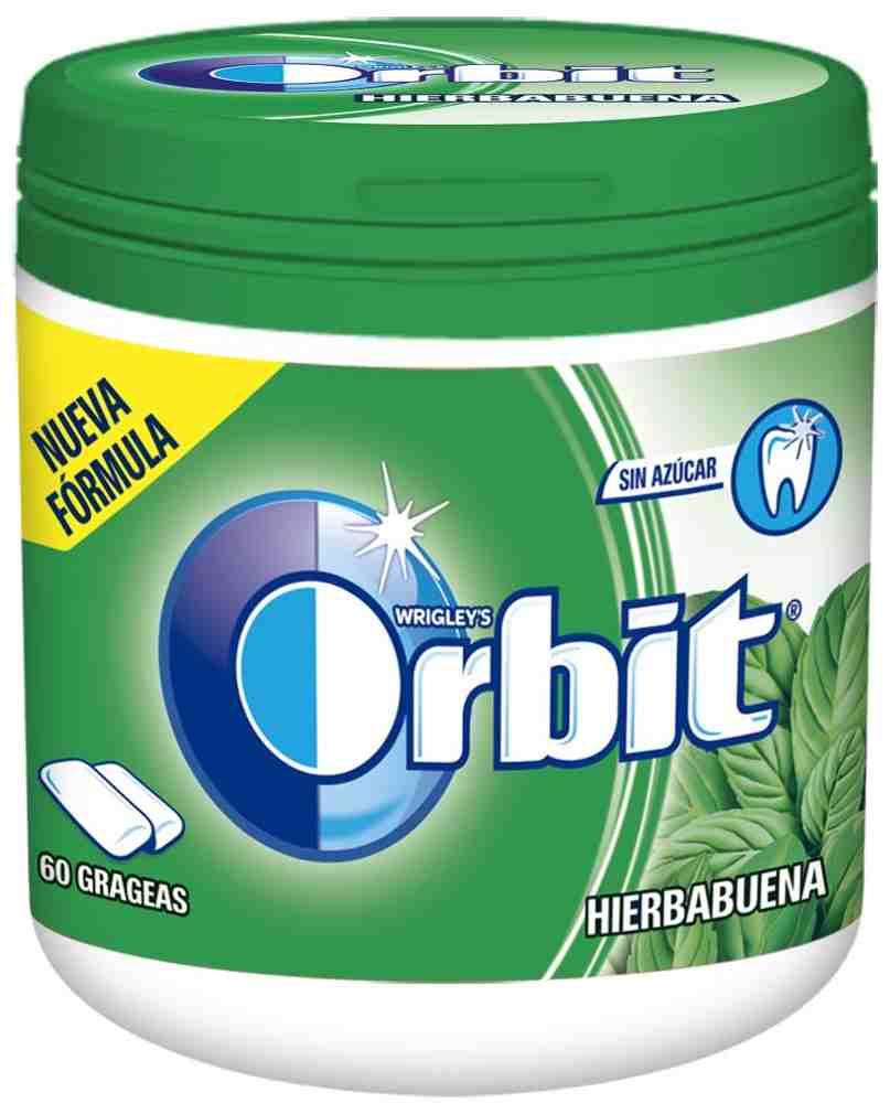 ORBIT BOX HIERBABUENA 84GR