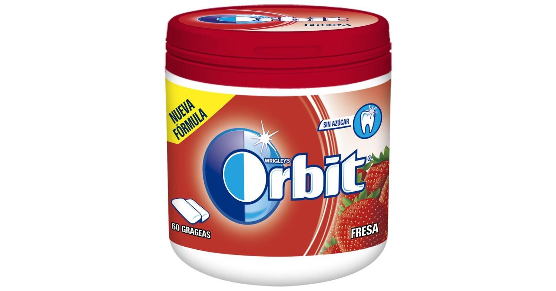 ORBIT BOX FRESA 84GR