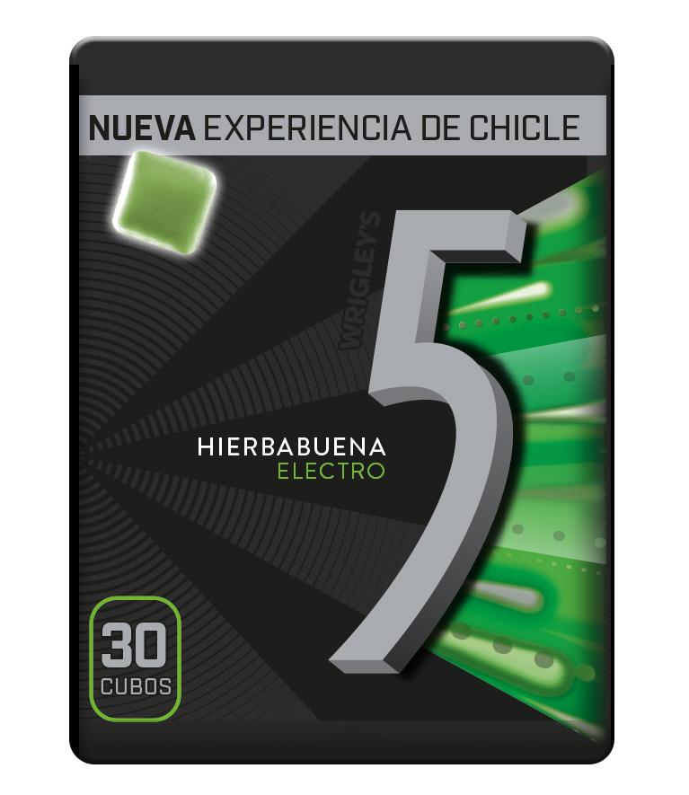 Five Cube Hierbabuena 69gr