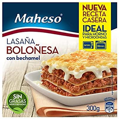 Lasana Bolonesa 300gr Maheso
