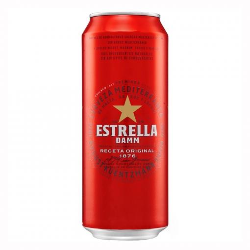 ESTRELLA DAMM 50CL