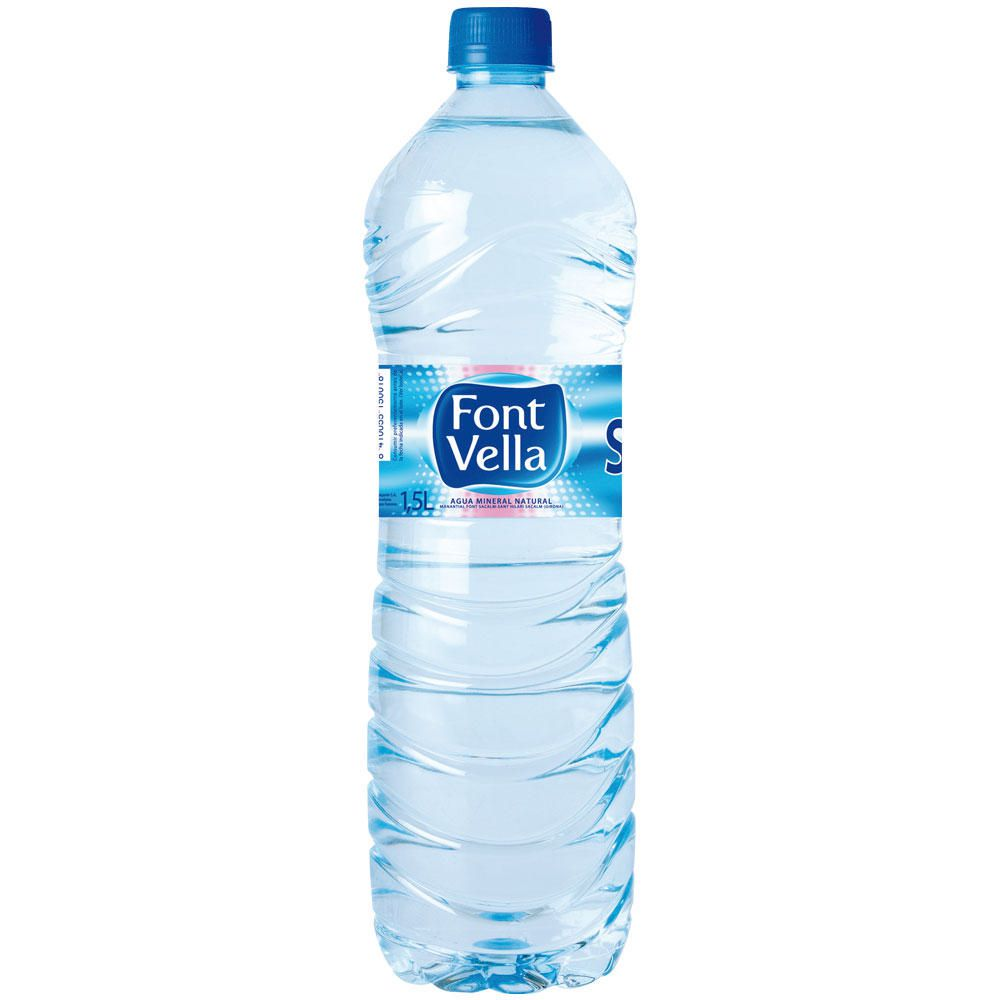 FONT VELLA 1.5L AGUA