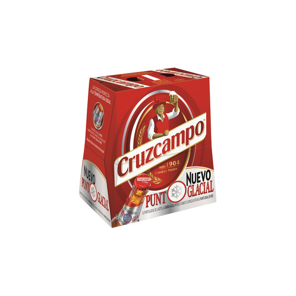 CRUZCAMPO PACK 6x25CL
