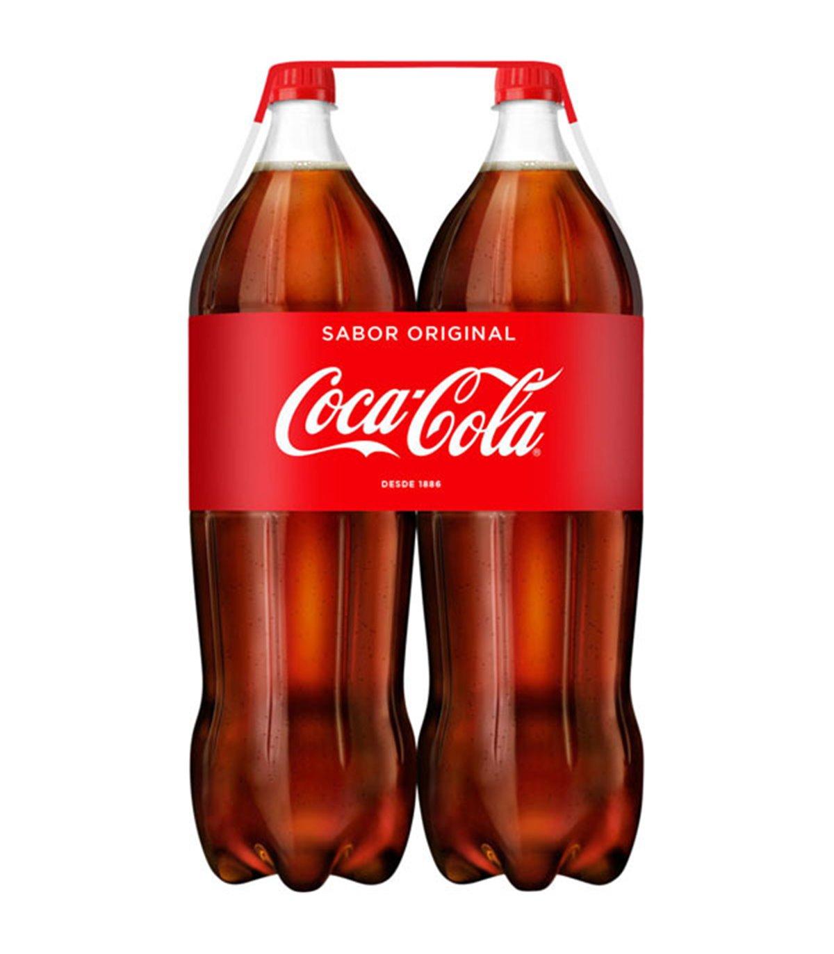 Coca Cola Pack 2x2l