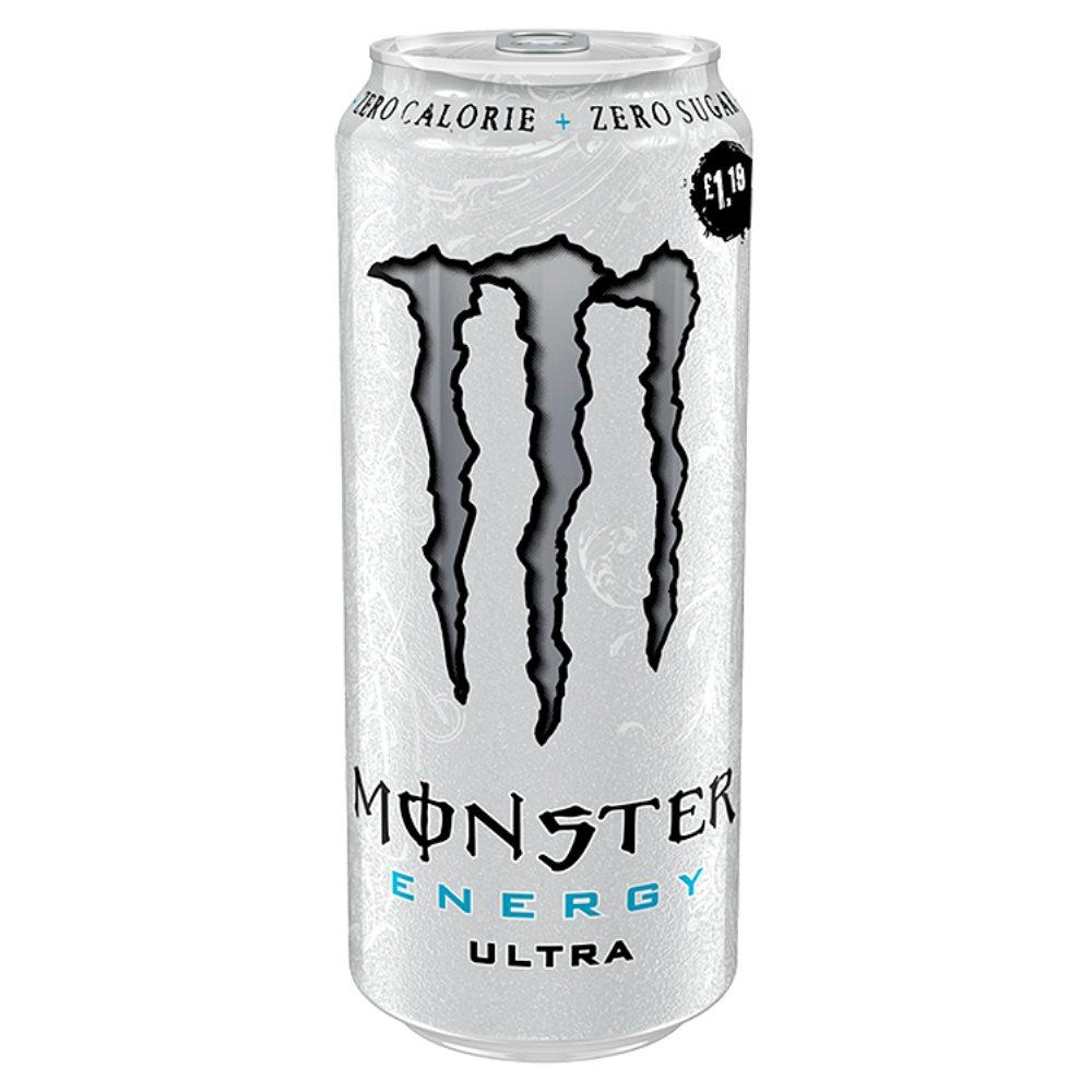 Monster Ultra White 50cl
