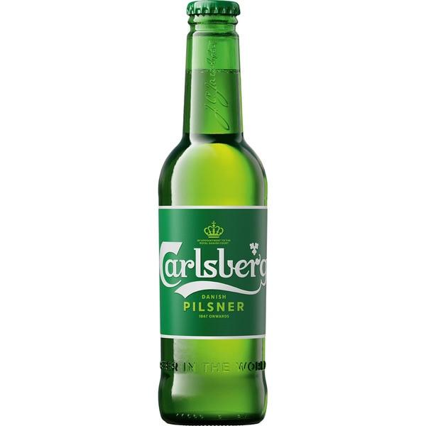 Cerveza Carlsberg Botella 33cl